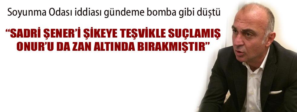 Çakıroğlu'ndan soyunma odası iddialarına sert çıktı
