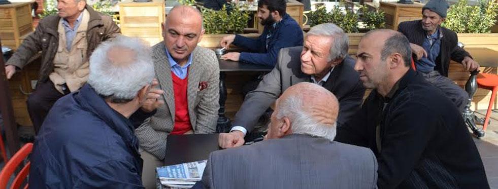 Çakıroğlu'nun sosyal medyada taraftarla imtihanı!
