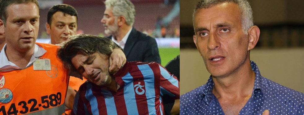 Flaş... İbrahim Hacıosmanoğlu ve Trabzonspor PFDK'da