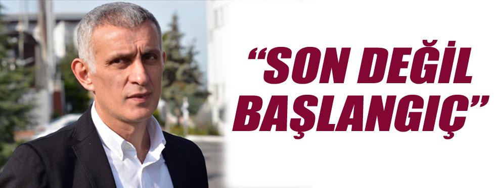 Hacıosmanoğlu'ndan iddialı açıklamalar...