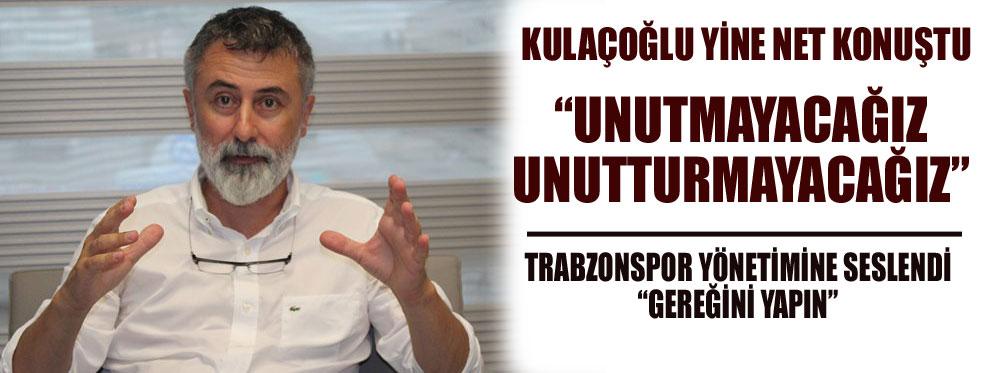 Hakan Kulaçoğlu'ndan şike ve yargıtay kararı ile ilgili önemli açıklamalar