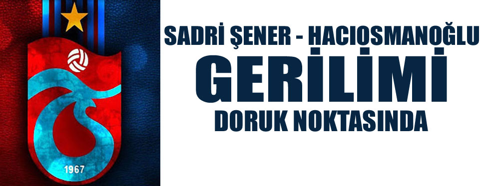 İbrahim Hacıosmanoğlu: Rantçıları susturun!