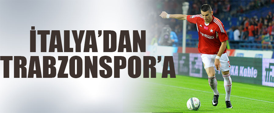 İtalya'dan Trabzonspor İddiası...