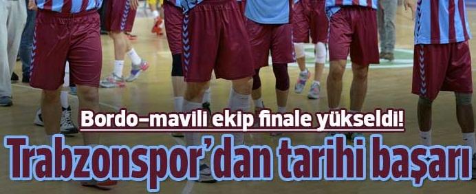 Şımarık Trabzonlular'dan bir tarihi başarı daha