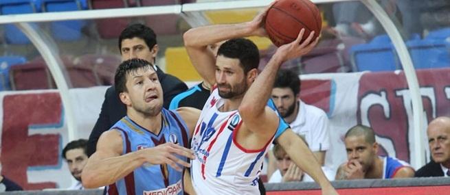 Trabzon Basket Avrupa'da çok farklı
