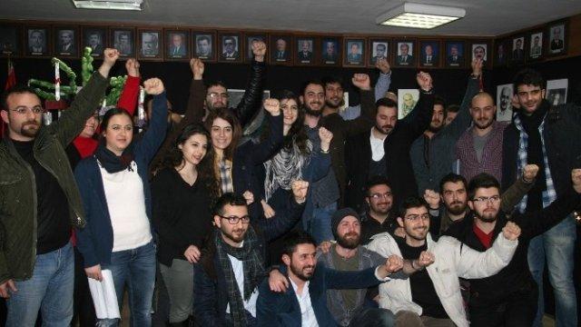 Trabzon CHP'de kontenjan kalktı