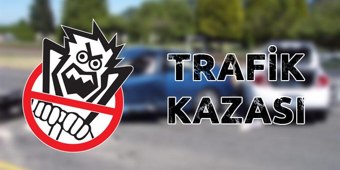 Trabzon'da Trafik Kazası: 13 Yaralı