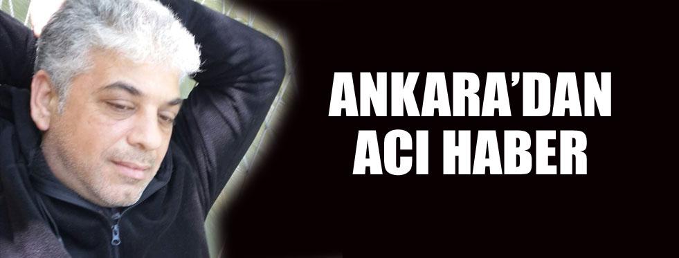 Trabzonlu Dalmaç Ankara'daki patlamada hayatını kaybetti