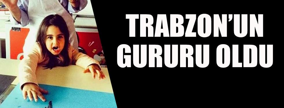 Trabzonlu Minik Defne Dünya Şampiyonu