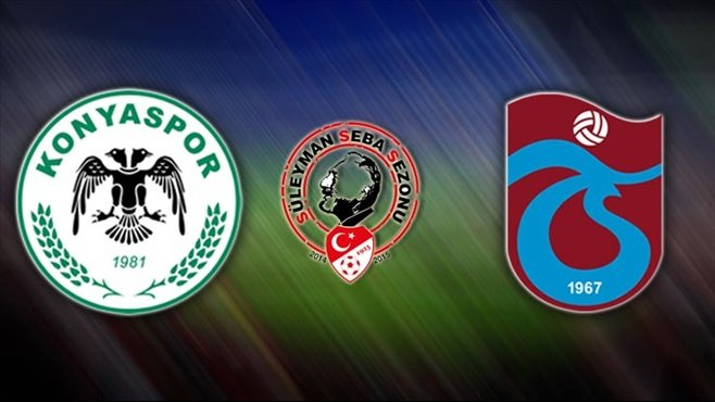 Trabzonspor-1 Konyaspor-0