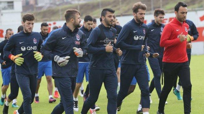 Trabzonspor, Galatasaray maçına hazır