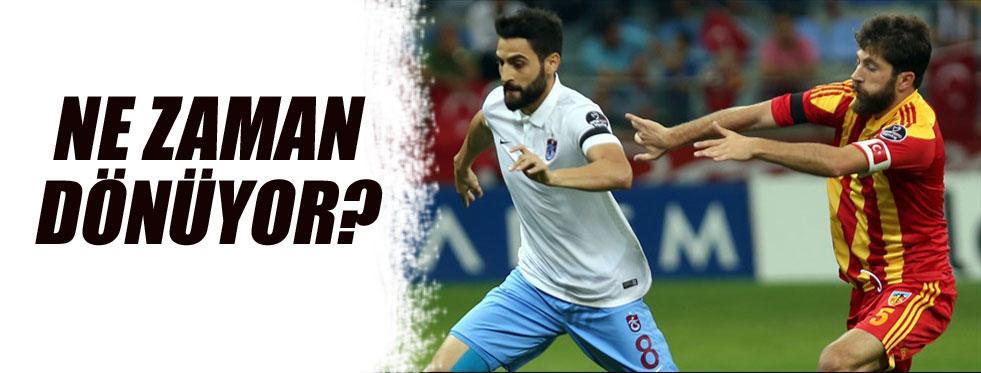 Trabzonspor'a Mehmet Ekici Müjdesi