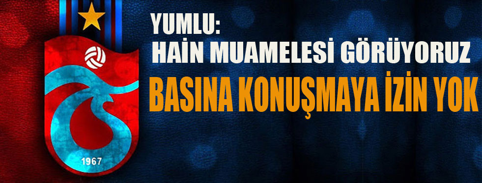 Trabzonspor'da 2 futbolcu kadro dışı