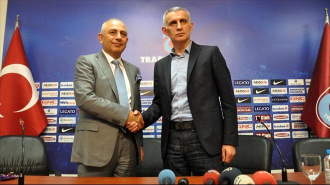 Trabzonspor'da Hurma'nın Gelişine En Çok O Sevindi