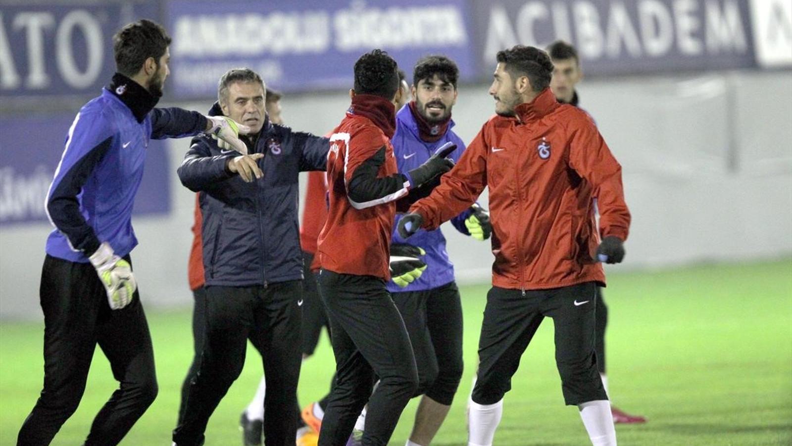 Trabzonspor'da Planlar Değişti