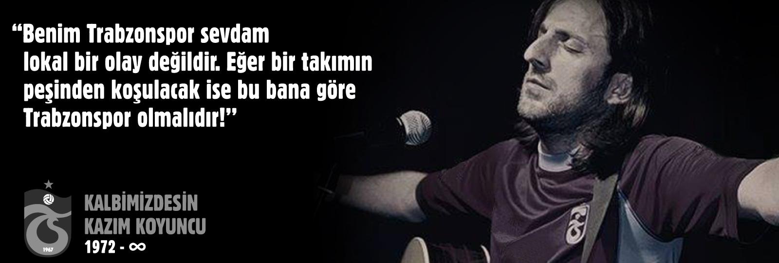 Trabzonspor'dan Kazım Koyuncu belgeseli