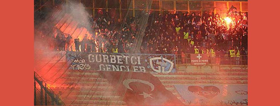 UEFA Trabzon'u akladı