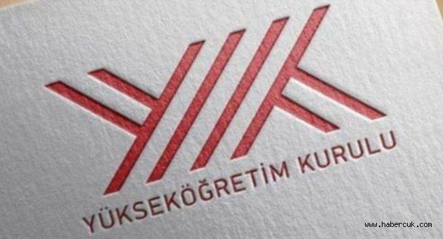 YÖK, Üniversitesi Kapatılan Öğrencilerin Yerleştirileceği Okulları Açıkladı