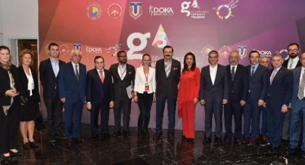 Zenginlik ve refah zirvesi Trabzon'da yapıldı