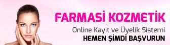 Farmasi Kozmetik, Online Kayıt ve Üyelik