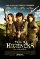Kafadar Prensler – Your Highness 2011 Türkçe Dublaj izle