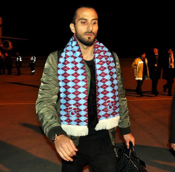 Erkan Zengin'den Trabzonspor taraftarına ilk mesaj