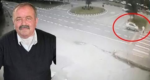 Trabzon'da yaya geçidinden hızla geçen sürücü iş adamı Mehmet Nalbant'ı hayattan kopardı