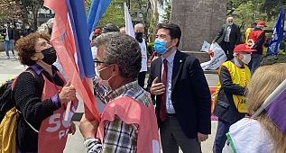 1 Mayıs'ta Trabzonlu vekilden dikkat çeken açıklamalar
