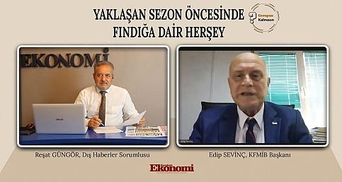 Fındık sezonu öncesinde KFMİB Başkanı İlyas Edip Sevinç'ten önemli açıklamalar
