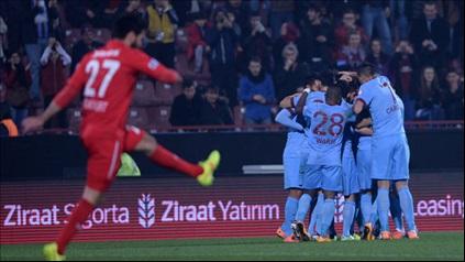Serdar'ın Manisaspor'a attığı gol