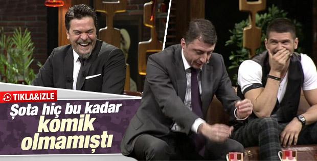 Şota Arveladze'nin Trabzon anısı