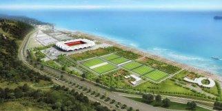 ZProMAP gözünden trabzonspor yeni stadyumu