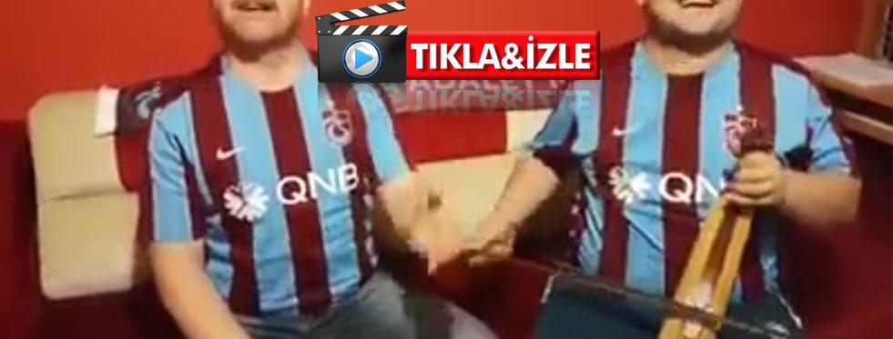 Taraftardan Galatasaray galibiyetine özel yeni türkü